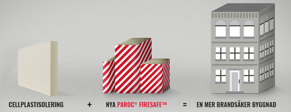 Illustration PAROC FireSAFE