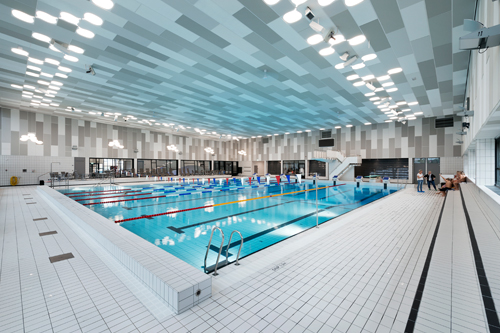 Ystad swimming pool project in Sweden